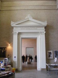 08_Glyptothek Munich Eastern portal